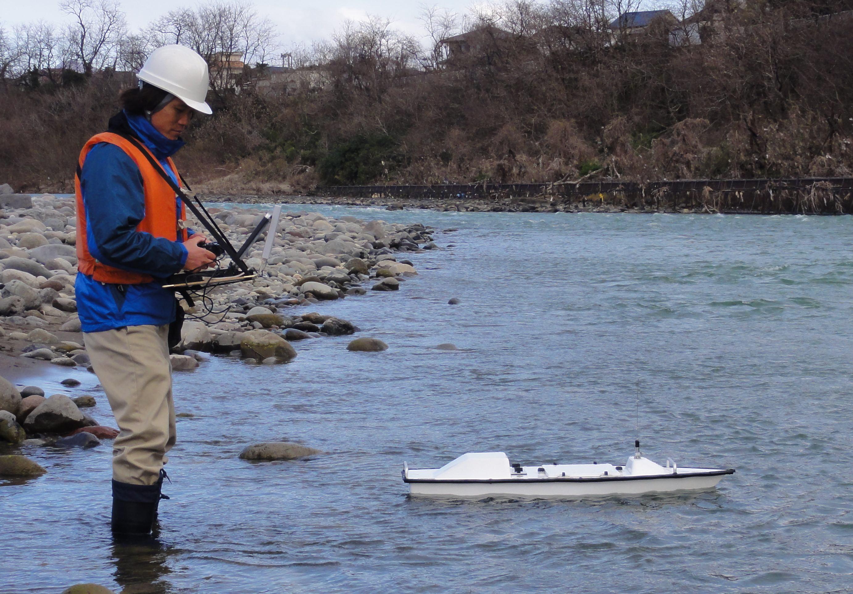 Survey Boat – USCoden
